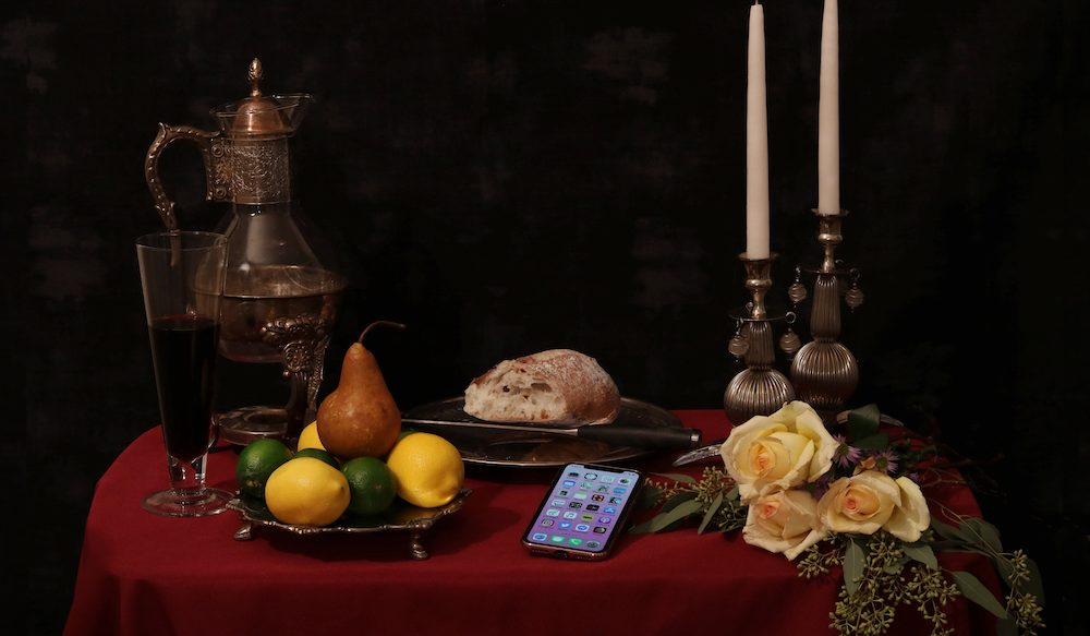 Still Life with Cell Phone